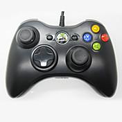 controlador game pad USB con cable para Xbox 360 de Microsoft& ventanas delgadas pc