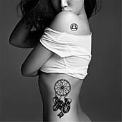 Tatoveringsklistremerker Andre Ikke Giftig Vanntett Dame Herre Voksen Tenåring Flash-tatovering midlertidige Tatoveringer