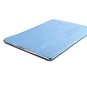 Funda Para Apple / iPad Air / iPad Air 2 con Soporte / Origami Funda de Cuerpo Entero Color sólido Dura Cuero de PU para iPad Air / iPad