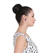 10H16 613 22-613 27-613 30 Clásico Corte Recto Moño Alta calidad Pelo sintético Pedazo de cabello La extensión del pelo Clásico Corte