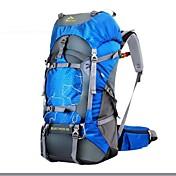 60 L Ryggsekk Reise Duffel Bag Ryggsekk Pakker Camping & Fjellvandring Jakt Klatring Reise Fukt-sikker Vanntett Regn-sikker Anvendelig