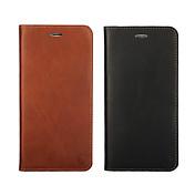 제품 iPhone 8 iPhone 8 Plus 아이폰5케이스 케이스 커버 지갑 카드 홀더 플립 풀 바디 케이스 한 색상 하드 천연 가죽 용 iPhone 8  Plus iPhone 8 iPhone SE/5s iPhone 5