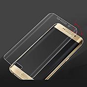 Protector de pantalla Samsung Galaxy para S6 edge Vidrio Templado Protector de Pantalla Frontal Alta definición (HD)