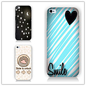 Funda Para Apple iPhone 6 iPhone 6 Plus Diseños Funda Trasera Corazón Dura ordenador personal para iPhone 6s Plus iPhone 6s iPhone 6 Plus