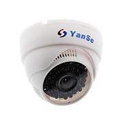 Yanse® cctv casa de vigilancia con cámara de seguridad ir dome - 36pcs leds infrarrojos