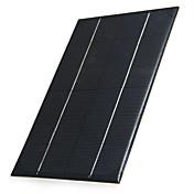 Panel solar de salida 6v 4.2W silicio policristalino de bricolaje
