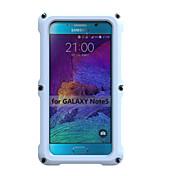 Para Samsung Galaxy Note Antigolpes Funda Cuerpo Entero Funda Un Color Policarbonato Samsung Note 5