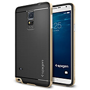 Funda Para Samsung Galaxy Samsung Galaxy Note Antigolpes Funda Trasera Armadura TPU para Note 4