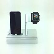 사과 시계 사과 iwatch에 대한 스탠드 홀더 충전 스탠드& 아이 패드& 아이폰