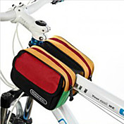 Rosewheel 자전거 가방 5LL자전거 프레임 백 방수 비 방지 착용 가능한 충격방지 싸이클 가방 나일론 방수 소재 테릴렌 싸이클 백 사이클링 / 자전거