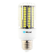 12W 1000 lm E26/E27 LED-kornpærer T 136 leds SMD Varm hvit Kjølig hvit AC 220-240V