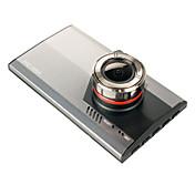 A20 1080p / Full HD 1920 x 1080 DVR del coche 140 Grados / 170 Grados Gran angular CMOS 5.0 MP 3inch Dash Cam con Registrador de coche
