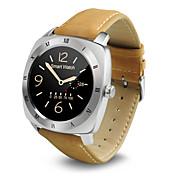 dm88 reloj inteligente, monitor de frecuencia cardíaca / rastreador de sueño / llamadas manos libres para teléfonos inteligentes iOS y