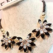 Mujer Collar Legierung joyería de disfraz Joyas Para Fiesta Diario Casual