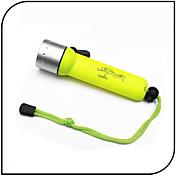 YG16 LED손전등 다이빙 플래쉬 라이트 LED 1000 lm 3 모드 LED 방수 작은 사이즈 용 일상용 다이빙/보트 수중 스포츠 네