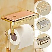 Tilbehørssett til badeværelset Høy kvalitet Moderne Sinklegering 1set - Hotell bad