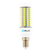 6W E14 Bombillas LED de Mazorca T 99 leds SMD 5730 Blanco Cálido Blanco Fresco 550lm 6000-6500;3000-3500K AC 100-240V
