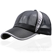 Sombrero Primavera Verano Otoño Transpirable Protector Béisbal Hombre Mujer Unisex Algodón Nailon