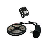 z®zdm 5m 300x3528 SMD luz blanca tira llevada AC110-240V y al transformador dc12v2a