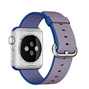 시계 밴드 교체 시계 클래식 시계 38mm 42mm 나일론 애플 시계