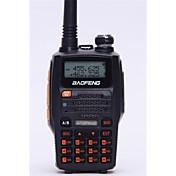 BAOFENG UV-5R UP Walkie-talkie Håndholdt Digital Lader og adapter Stemmekommando Strømskifter høy/lav Type walkie-talkie CTCSS/CDCSS LCD