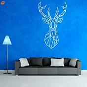 Dyr / Tegneserie / abstrakt Wall Stickers Fly vægklistermærker,PVC M:42*70cm/L:56*94cm