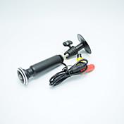 420TVL CCD farge Mini kamera 1.78mm fiskeøye bred vinkel linse innendørs CCTV sikkerhets kamera