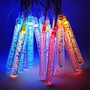 Lysslynger 20 LED Varm hvit RGB Hvit Vanntett <5V
