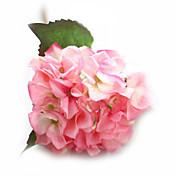 Kunstige blomster 1 Gren Bryllupsblomster Roser / Hortensiaer Bordblomst