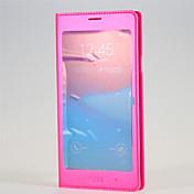 Teléfono Móvil Samsung - Carcasas de Cuerpo Completo/Activación al abrir/Reposo al cerrar - Diseño Especial - para Samsung Galaxy Note 4 (