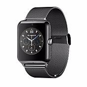 Hombre / Mujer Reloj Smart DigitalPantalla Táctil / Mando a Distancia / Calendario / alarma / Podómetro / Monitores para Fitnes /