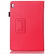 Etui Til Asus Heldekkende etui Tablet Cases Ensfarget Hard PU Leather til