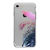Funda Para Apple iPhone 6 iPhone 7 Plus iPhone 7 Diseños Funda Trasera Paisaje Suave TPU para iPhone 7 Plus iPhone 7 iPhone 6s Plus