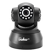ouku® 720p H.264 megapíxeles cámara de seguridad IP de WiFi PTZ ONVIF inalámbrica