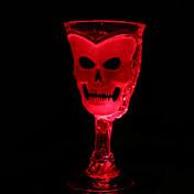 halloween lysende bar KTV forsyninger førte farge lysende kopp drink kopp dekorasjon forsyninger farge tilfeldig