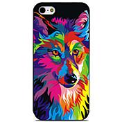 Para Funda iPhone 7 Funda iPhone 6 Funda iPhone 5 Ultrafina Diseños Funda Cubierta Trasera Funda Animal Suave TPU para AppleiPhone 7 Plus