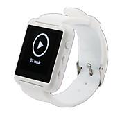 Reloj elegante iOS / Android Calorías Quemadas / Podómetros / Control de Mensajes / Control de Cámara / Anti-perdida Recordatorio de Llamadas / Seguimiento del Sueño / Recordatorio sedentaria