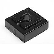 hqcam® cmos 700tvl sikkerhet innendørs cctv kamera mini kamera pinhole kamera skjult kamera