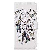 Funda Para Apple Funda iPhone 5 iPhone 6 iPhone 7 Soporte de Coche Cartera con Soporte Flip Diseños Funda de Cuerpo Entero Atrapasueños