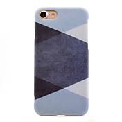 제품 아이폰7케이스 아이폰7플러스 케이스 아이폰6케이스 케이스 커버 IMD 뒷면 커버 케이스 기하학 패턴 소프트 TPU 용 Apple 아이폰 7 플러스 아이폰 (7) iPhone 6s Plus iPhone 6 Plus iPhone 6s 아이폰 6