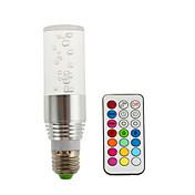 3W E14 GU10 B22 E26/E27 Bombillas LED Inteligentes R39 3 LED de Alta Potencia 150 lm RGB / K AC 85-265 V