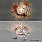 천장 조명 크리스탈 LED 미니 스타일 전구 포함 1개
