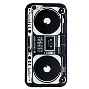 용 엠보싱 텍스쳐 / 패턴 케이스 뒷면 커버 케이스 동물 하드 아크릴 용 Apple 아이폰 7 플러스 / 아이폰 (7) / iPhone 6s Plus/6 Plus / iPhone 6s/6