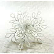 Rektangulær Mønstret / Geometrisk / Højtid Servietring , Glass MaterialeWedding Party Dekor / Wedding Banquet Dinner / Julen Dekor Favor