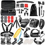Tilbehør Kit Til Action-kamera Gopro 6 / Gopro 5 / Xiaomi Kamera Svømming / Dykking / Ski Plast / Nylon / EVA - 36 pcs