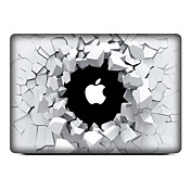 1 pieza Anti-Arañazos De Plástico Transparente Adhesivo Diseño ParaMacBook Pro 15'' with Retina / MacBook Pro 15 '' / MacBook Pro 13''