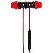 BTH-828 En el oido / Banda del cuello Sin Cable Auriculares El plastico Conducción Auricular Con control de volumen / Con Micrófono