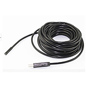 5m 7mm linse 6led endoskop IP67 usb borescope tube kamera slange