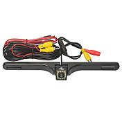 aparcamiento sistema de asistencia posterior del coche inalámbrico vista de la cámara de auto 12led CCD HD 1080p retrovisor revertir la
