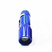 Linternas LED LED 150 Lumens 3 Modo LED No incluye baterías Enfoque Ajustable Impermeable Tamaño Compacto Super Ligero para